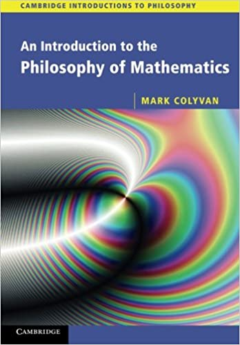 An introduction to the philosophy of mathematics cambridge an introduction to the philosophy of mathematics cambridge introductions to philosophy mark colyvan 9780521533416 amazon books fandeluxe Image collections