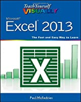 Teach Yourself VISUALLY Excel 2013 Front Cover