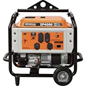 Generac Power Systems 5929 Professional Series Portable Generator with Electric Start, 4000-watt (Discontinued...