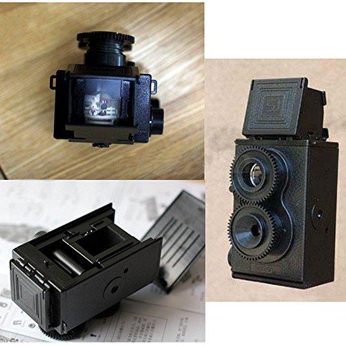 Camera Twin Lens Reflex - 2