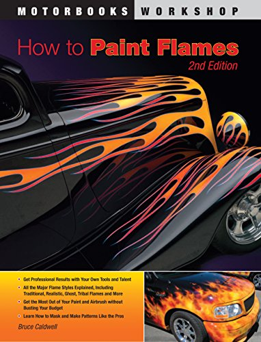 How To Paint Flames: Second Edition (Motorbooks Workshop)