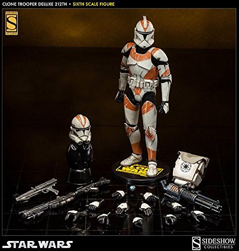 Star Wars Clone Trooper Deluxe: 212th