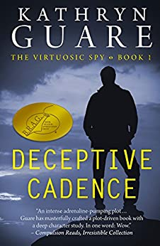 Deceptive Cadence (The Conor McBride Series - Mystery Suspense Thriller Book 1) (The Virtuosic Spy) by [Guare, Kathryn]