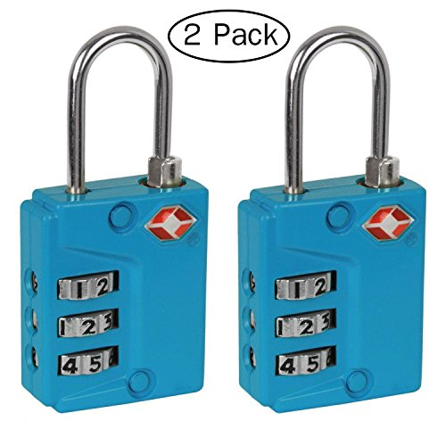 IVATION Approved Combination Luggage Indicator
