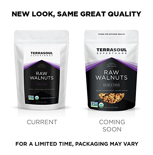 Terrasoul Superfoods Organic Raw Walnuts, 2 Pounds by Terrasoul Superfoods (Image #5)