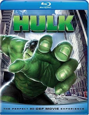 Hulk [Blu-ray]