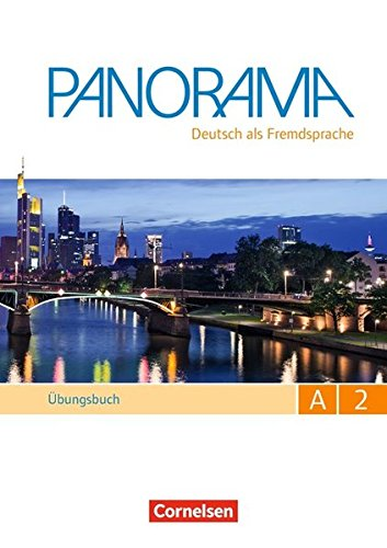 Download Panorama: Ubungsbuch Daf A2 Mit Audio-CD PDF