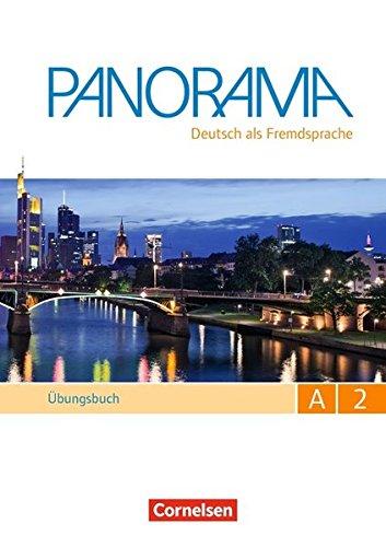 Download Panorama: Ubungsbuch Daf A2 Mit Audio-CD pdf