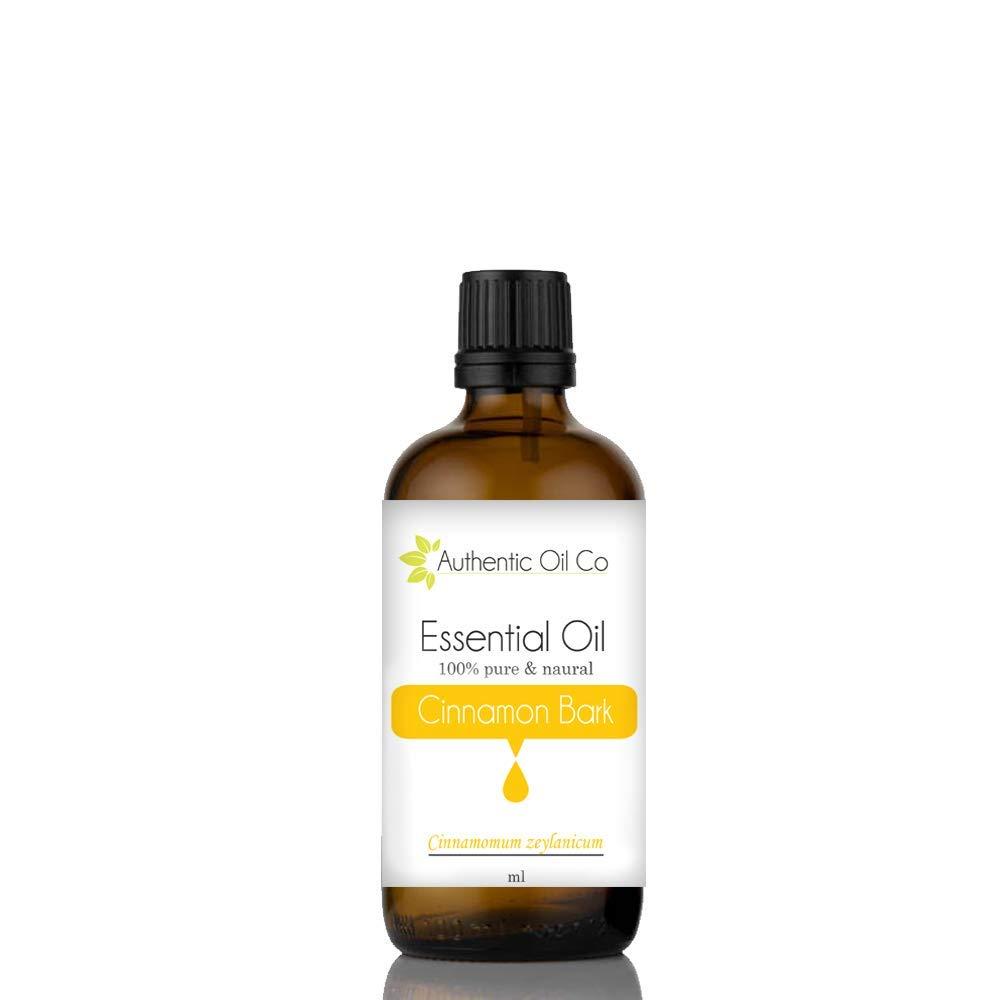 Olio essenziale alla corteccia di cannella, 100ml 100ml Authentic Oil Co