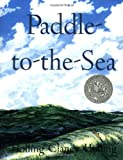 Front cover for the book Paddle-to-the-Sea by Holling C. Holling