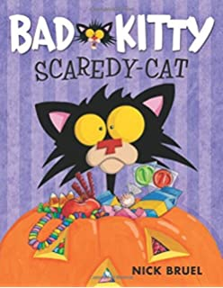 A Bad Kitty Christmas: Nick Bruel: Amazon.com: Books