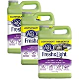 Cat's Pride Fresh & Light Ultimate Care Scented Multi-Cat Litter, 10 Pound, Pack of 3