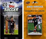 C&I Collectables MLS D.C. United 2 Different Licensed Trading Card Team Sets