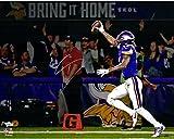 #1: Stefon Diggs Minnesota Vikings Autographed 16