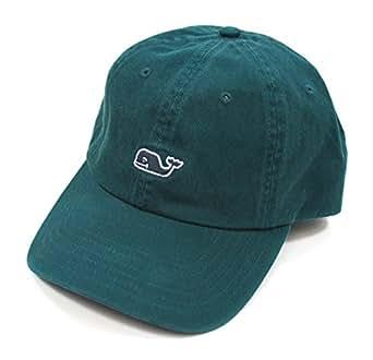 Vineyard Vines Whale Logo Baseball Hat Charleston Green