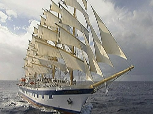 The Magnificent Royal Clipper -