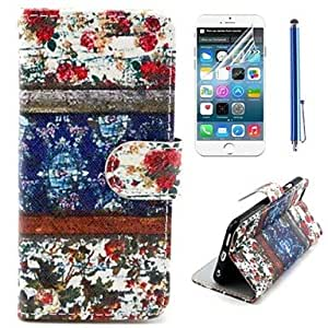 iPhone 6 Plus compatible Graphic/Special Design Wallet Case