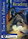 Houghton Mifflin Reading, HOUGHTON MIFFLIN, 0618225323