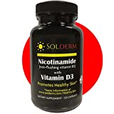 Solderm Nicotinamide with Vitamin D3 Review