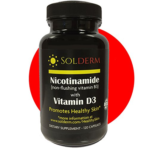 Solderm Nicotinamide with Vitamin D3