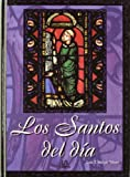 img - for Los santos del dia / The Saints of the Day (Spanish Edition) book / textbook / text book