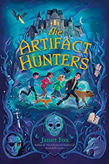 Book Cover: The Artifact Hunters