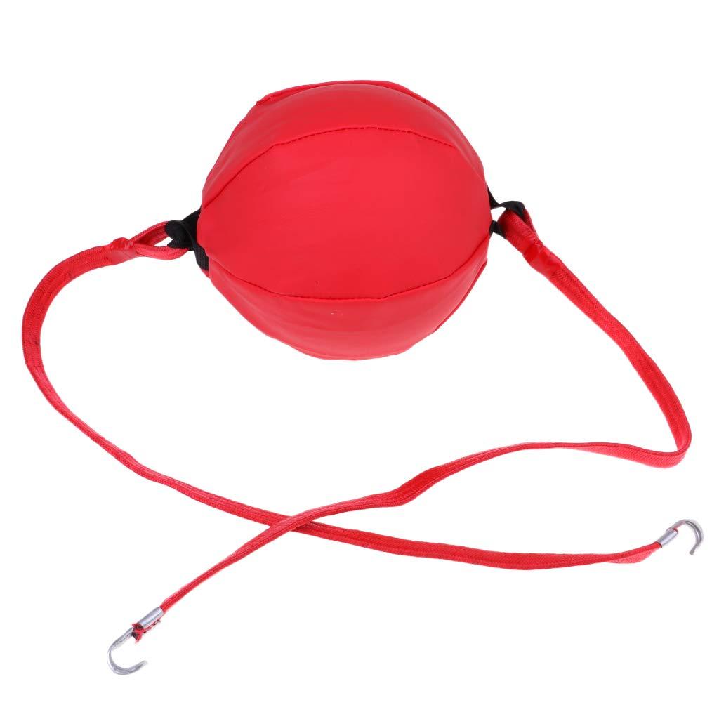 Baosity MMA ダブルエンド ストライキング パンチングバッグ Baosity ボクシングスピードボール ストライキング 22cm MMA レッド B07JDTW7SL, ゼロクールシステム:62719155 --- capela.dominiotemporario.com