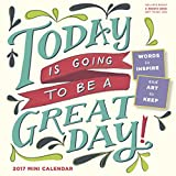 Today Is Going to Be a Great Day! Mini-Calendar 2017