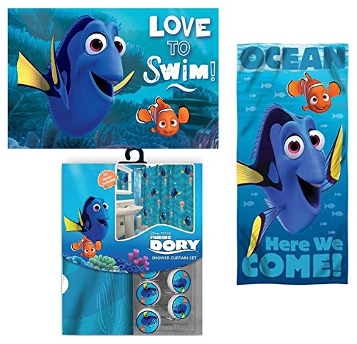 Compare Price To Finding Nemo Shower Curtain Tragerlaw Biz