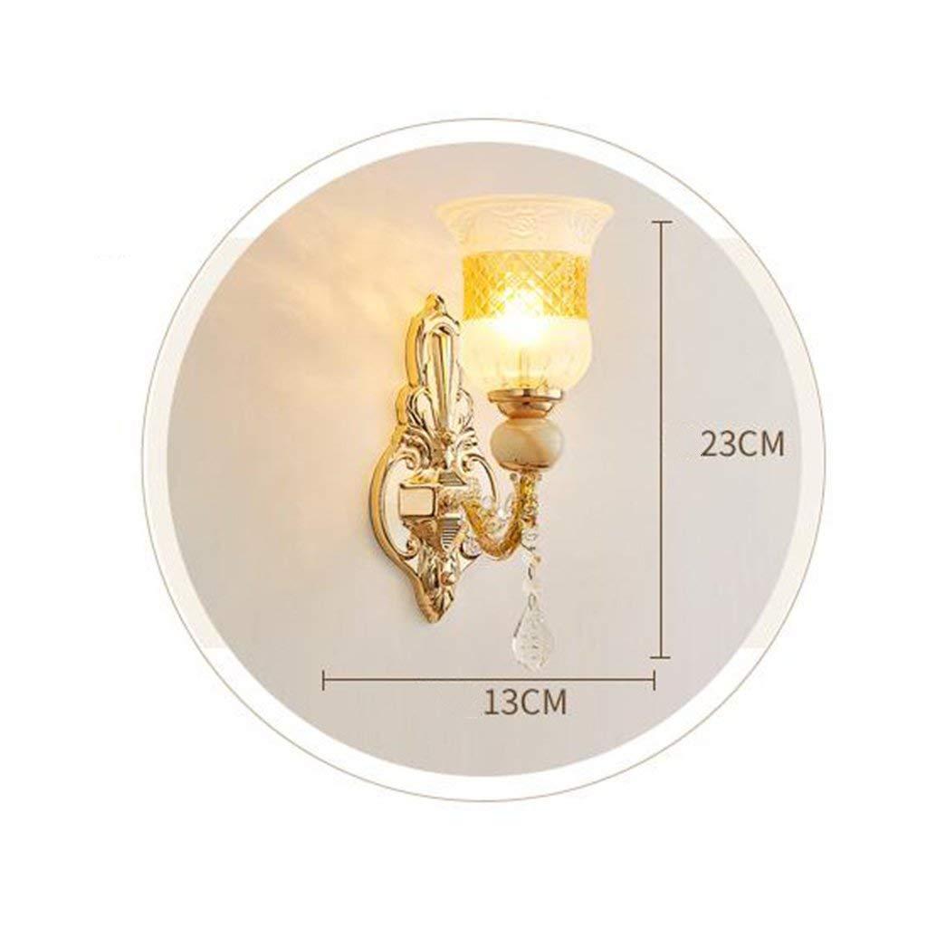 FuweiEncore Minimalistische Wandleuchten Moderne Retro-Zink-Legierung Dorf Wandlampen für für für die Dekoration der Schlafzimmer Lounge Beleuchtung (Größe  (B) (Farbe   A) e8e424