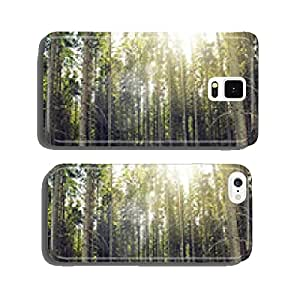 pine forest cell phone cover case Samsung S6