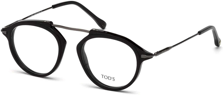 Eyeglasses Tods TO 5181 001 shiny black