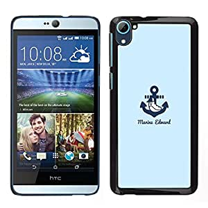 Dragon Case - FOR HTC Desire D826 - ?imagination of future - Caja protectora de pl??stico duro de la cubierta Dise?¡Ào Slim Fit