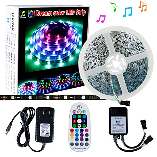 12 Volt Multi Color Led Rope Light in US - 7