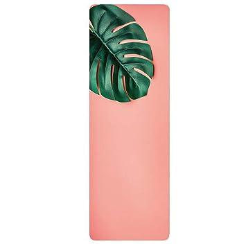 Goldener Kronleuchter Yoga Mat Suede Ultra-Delgada Toalla De Yoga Manta De Yoga Antideslizante Yoga
