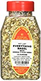 Marshalls Creek Kosher Spices 15 oz EVERYTHING BAGEL WITH OMEGA 3 FLAX SEED