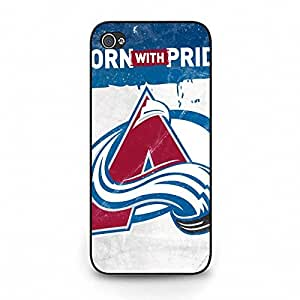 Iphone 5c case Artwork Colorado Avalanche NHL Hockey Team Logo Sports for Men Design Hard Phone Accessories Protective Case Cover for Iphone 5c