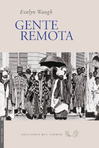 Descargar Libro Gente Remota 3ed Evelyn Waugh
