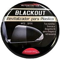Blackout Revitalizador de Plásticos Externo 100g Autoamerica