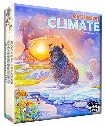 North Star Games Evolution Climate Conversion Kit for Standard Evolution Strategic ()