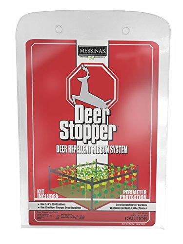Deer Stopper Barrier Ribbon System