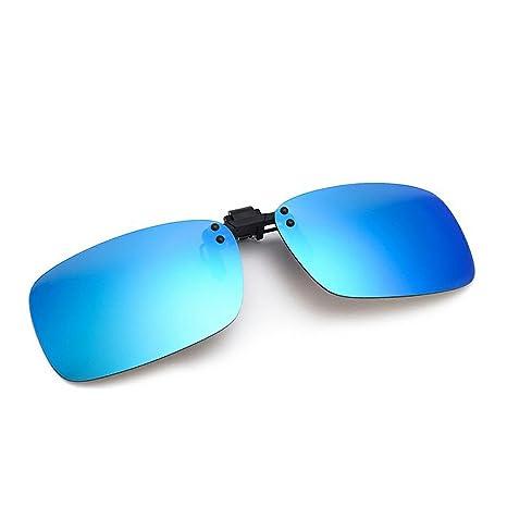 Cyxus polarizado reflejado lentes clásico gafas de sol Gafas con clip [Anti reflejante] Protección