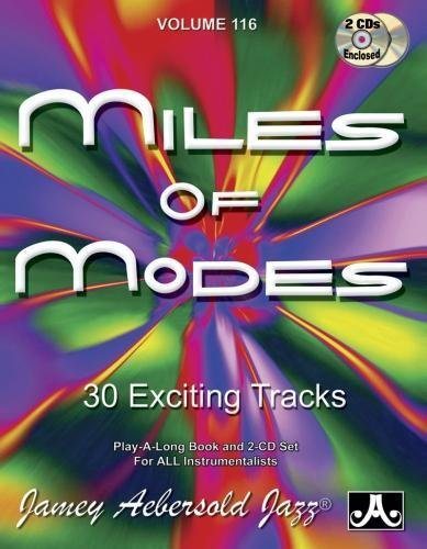 Miles of Modes (Jazz Play-A-Long for All Instrumentalists)