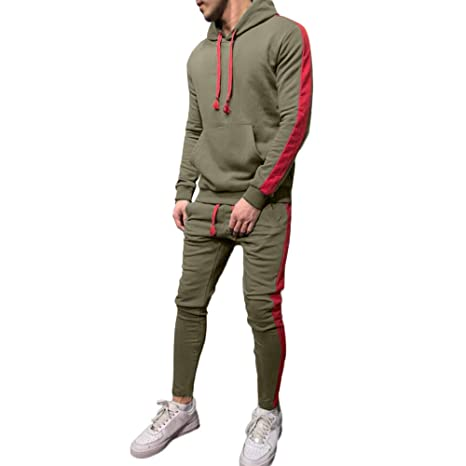 02f3afd4b Kaiki Mens Hoodies Pullover Sweatshirts For Teen Boys Thermal Tracksuit