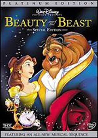 Amazon Com Beauty And The Beast Platinum Edition Paige O Hara Robby Benson Richard White Jerry Orbach David Ogden Stiers Angela Lansbury Bradley Pierce Rex Everhart Jesse Corti Hal Smith Jo Anne Worley Mary
