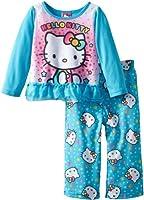 Hello Kitty Little Girls'  2Pc Sleep Set