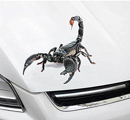 3D Waterproof Car Sticker 1 X Monster Scary Dice Car Applique/Laptop iPad  Ipad Window Wall Car Truck Motorcycle