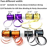 All Type Curling Ribbon in Assorted Colors for Gift Wrap and Balloon String
