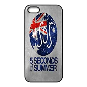 High quality 5 Second of Summer music band - 5SOS Band for fans durable cases For Iphone 4 4S case cover NLL872121270