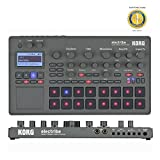 Korg Electribe Music Production Station with Microfiber and Free EverythingMusic 1 Year Extended Warranty